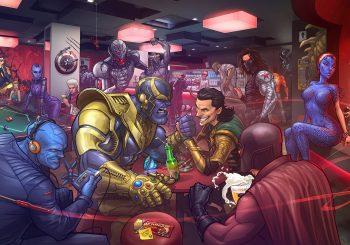 LEGO Marvel's Avengers - New York Comic-Con 2015