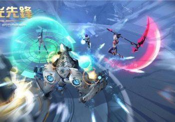 Review Beta Version Dari Dawn Pioneer Sci-fi Mobile MMO