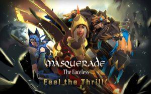 Inilah Masquerade: The Faceless Yang Dirilis Gamevil Dan Narsha Games