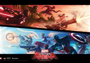 Tampilan Marvel End Time Arena - Superhero Moba Yang Keren Dari Marvel