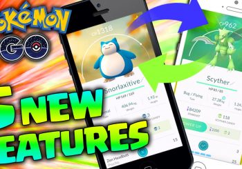 Inilah 5 Hal Terbaru Yang Akan di Luncurkan Pokemon Go