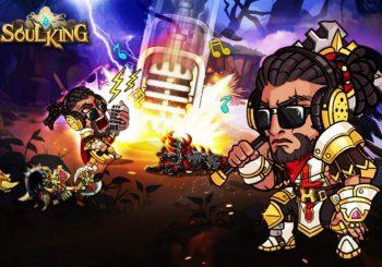 SoulKing Memberikan Keseruan Guild Boss Battle dan Update Lainnya