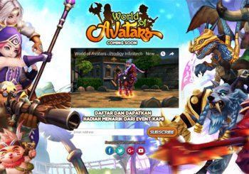 Inilah World of Avatar Web Based RPG Terbaru Dari Prodigy