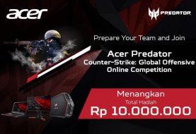 Tournament Acer Predator CS:GO Competition