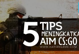 5 Cara Meningkatkan Aim di CSGO