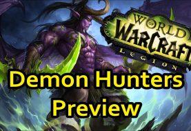 Class Demon Hunter Secara Resmi Di Rilis World of Warcraft