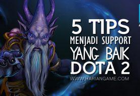 5 Tips Menjadi Support yang Baik di Dota 2