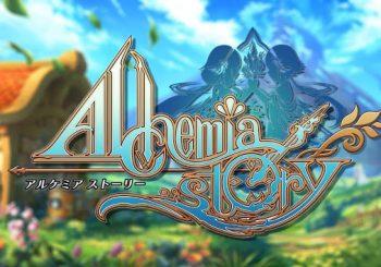 MMO JRPG Alchemia Story Dijamin Bakal Buat RPG Lovers Senang