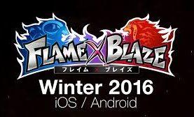 Flame X Blaze Game Mobile MOBA Terbaru Yang Di Luncurkan Square Enix