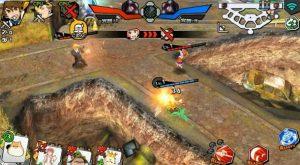 Square Enix Umumkan MOBA Mobile Flame x Blaze