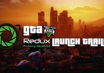 Mod GTA5Redux Rombak Grafis GTA V Telah Resmi Dirilis