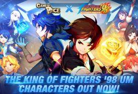 Update Game of Dice Hadirkan Dek Kartu King of Fighters