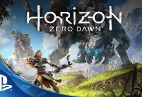 Sony Mempromosikan Horizon Zero Dawn Untuk PS4