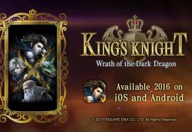 King's Knight: Wrath of the Dark Dragon Game Action RPG Mobile Dari Square Enix