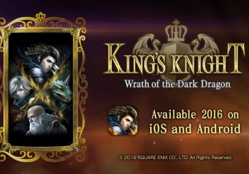 King's Knight: Wrath of the Dark Dragon Game Action RPG Mobile Dari Square Enix