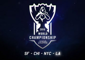 Inilah Informasi League Of Legends World Championship 2016