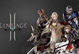 Tampilan Trailer Sinematik MMORPG Lineage II Revolution Versi Mobile