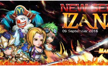 Manga Clash Merilis Server Baru Dan Event Menarik Lainnya