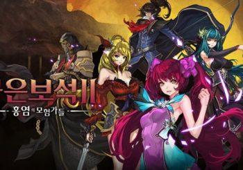 Di Korea Game Mobile MMORPG Red Stone Online Akan Segera Dirilis