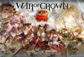War of Crown Game RPG Strategi Keren Yang Disiapkan Gamevil