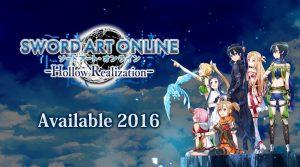 Review Penampilan Terbaru Dari Sword Art Online : Hollow Realization