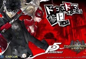 Crossover Dragon's Dogma Online x Persona 5