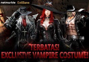 Rayakan Halloween Bersama Kostum Vampire di EvilBane: Rise of Ravens