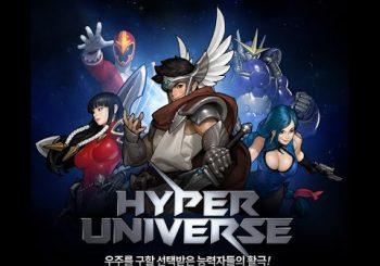 Hyper Universe Game MOBA seperti Dota 2 Yang Dimainkan Ala Megaman