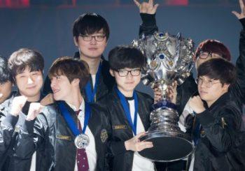 Inilah SK Telecom Yang Menjadi Pemenang League Of Legends World Championship