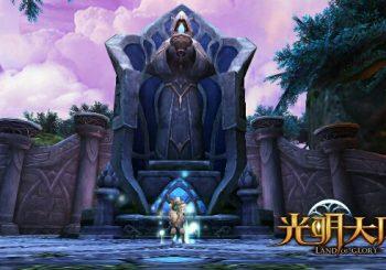 Land of Glory Game Mobile MMORPG Yang Memiliki Fitur Seperti WOW