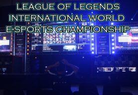 League of Legends International World eSports Championship Di Jakarta
