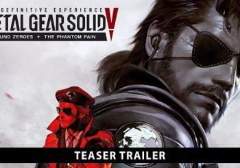 Inilah Tampilan Trailer Baru Untuk Metal Gear Solid V : The Definitive Experience