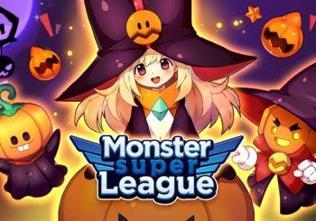 Update Hallowen Untuk Monster Super League, Bawa Banyak Karakter Serem