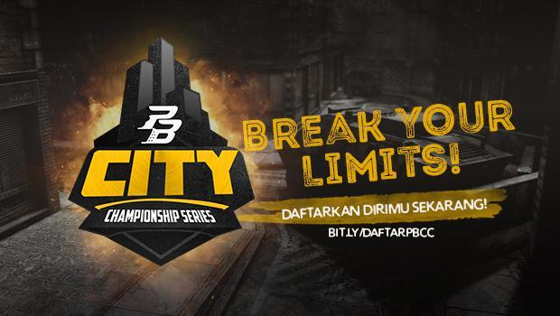 Garena Gelar Point Blank City Championship