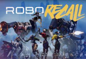 Segera Hadir Robo Recall Untuk Perangkat VR Dengan Grafik Unreal Engine 4