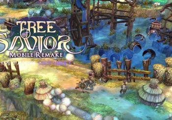 Nexon Tampilkan Cuplikan Video Gameplay Tree of Savior Mobile Remake