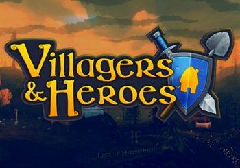 MMORPG Villagers and Heroes Kini Hadir di Platform Android