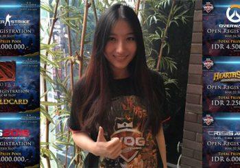 Inilah Von Jessica Brand Ambassador Cantik Dari World Of Gaming
