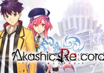 Inilah Akashic Records Game Mobile RPG Kolaborasi Antara Square-Enix dan KADOKAWA