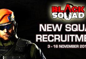 Event New Squad Recruitment Di BlackSquad Indonesia