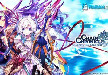 Inilah Video Anime Chain Chronicle Yang Baru Saja Dirilis Oleh SEGA