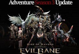 EvilBane Rise Of Ravens Update Adventure Season 3