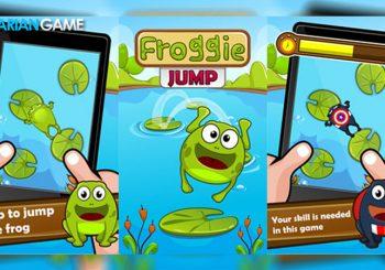 Inilah Froggie Jump Game Android Buatan Developer Indonesia