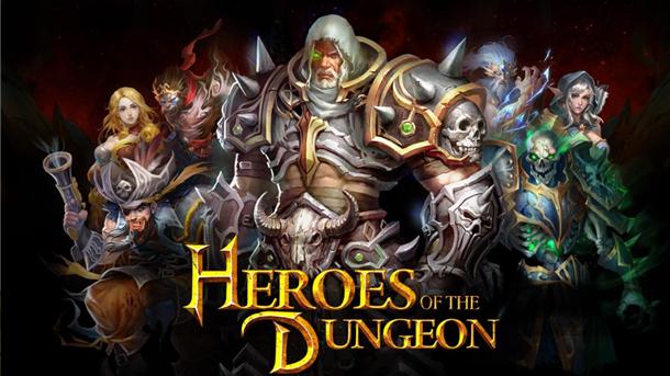 Heroes of Dungeon Telah Resmi Dirilis InterServ