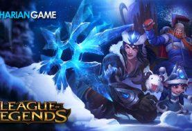 Video Kumpulan Updates League of Legends Yang Bertemakan Natal