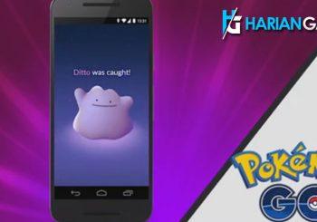 Pokemon Ditto Akhirnya Sudah Bisa Ditangkap Di Pokemon Go