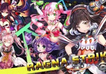 Ragnastrike Angels Mobile MMORPG Yang Penuh Dengan Gadis Moe