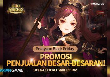 Inilah Event Special Black Friday Dari Mobile RPG Seven Knights
