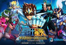 Inilah Video Promosi Saint Seiya Galaxy Spirit Untuk Mobile Games