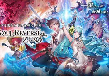 SEGA Segera Merilis Soul Reverse Zero Di Jepang